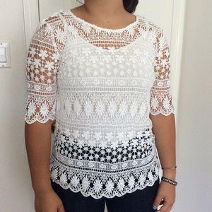Roz&Ali women's blouse